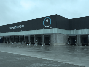 Kuehne + Nagel chooses Inther as their system integrator