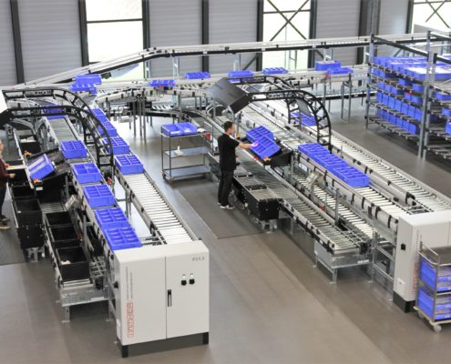 Picture Dental Depot American Dental Trading enlists Inther for the automation of its distribution center