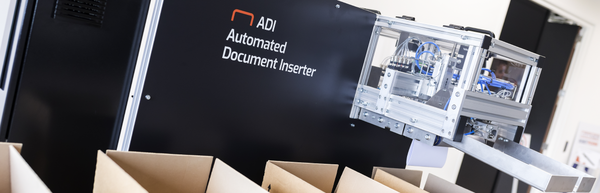 Automated Document Inserter Inther Group