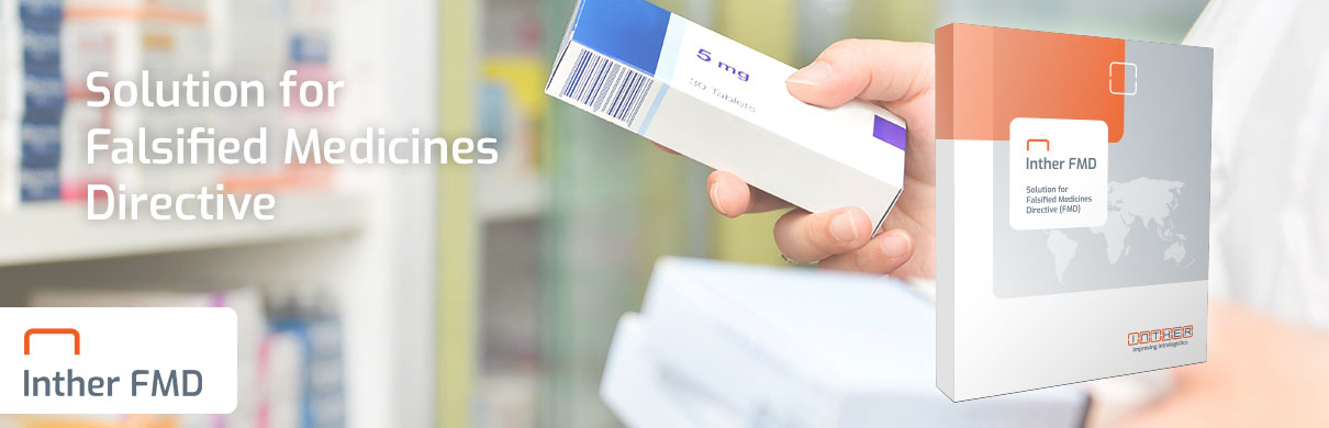 Inther FMD solution for Falsified Medicines Directive