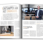 Interview with Stefan Kleijngeld Operations Manager at Inther Group